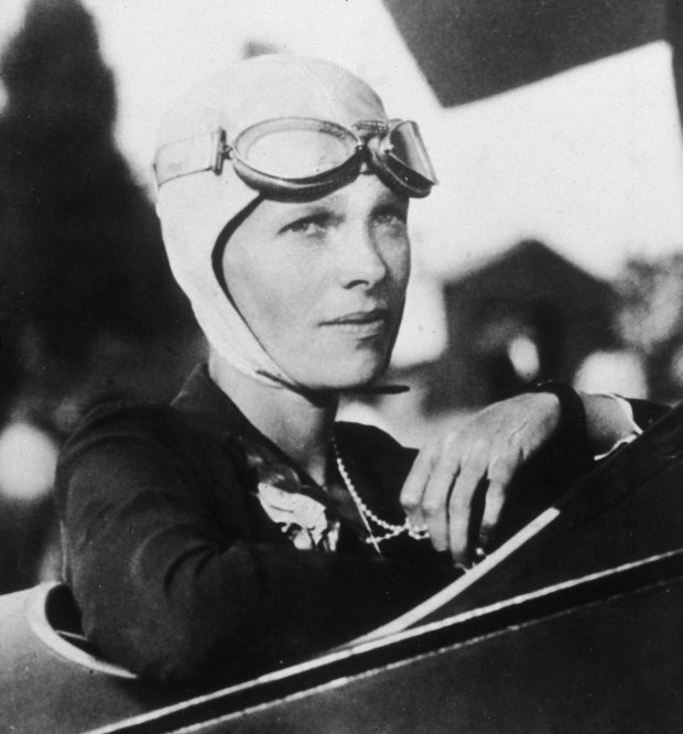 Леди над Атлантикой: как Амелия Мэри Эрхарт первой преодолела опасный маршрут
