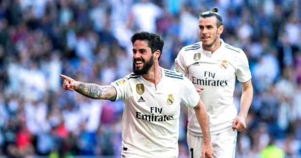 Реал виграв перший матч після повернення Зідана