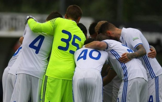 Динамівці провели останній матч на тренувальному зборі в Австрії