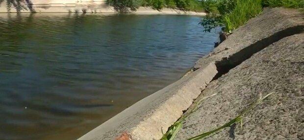 Під Запоріжжям дитина втопилася в каналі, обшитому бетоном - закінчив перший клас