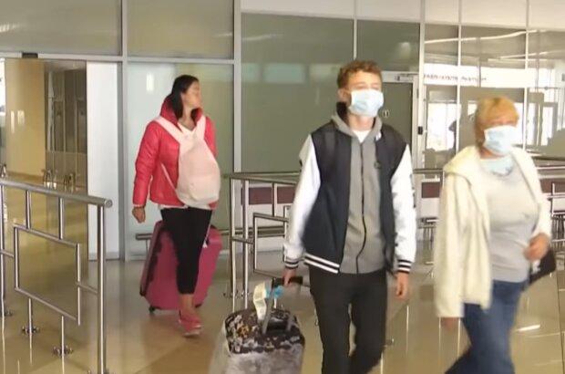 Аеропорти, скріншот: YouTube