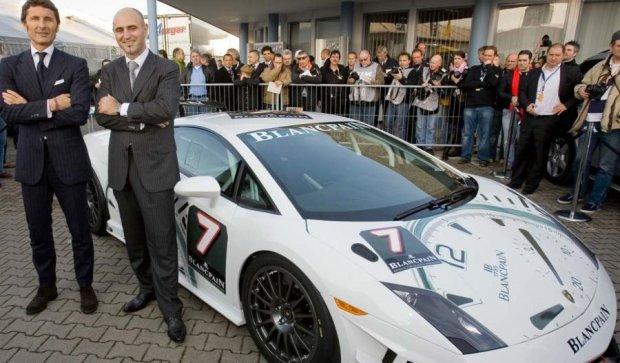 В Lamborghini поделились достижениями за годы сотрудничества с Blancpain