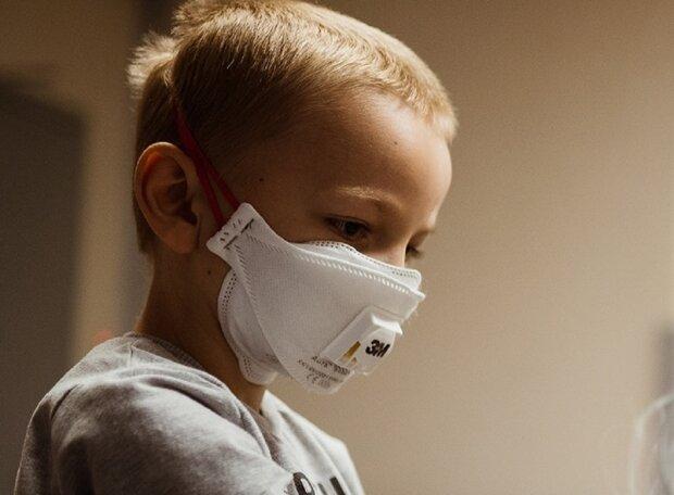Ребенок, фото: Facebook Таблеточки