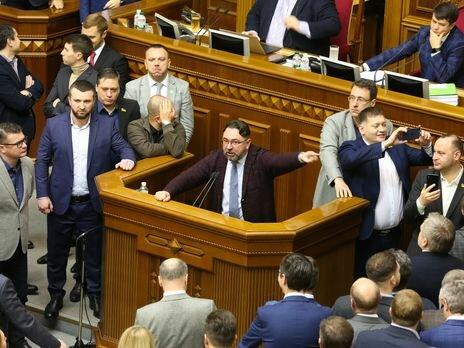 Микита Потураєв, Слуга Народу / Facebook