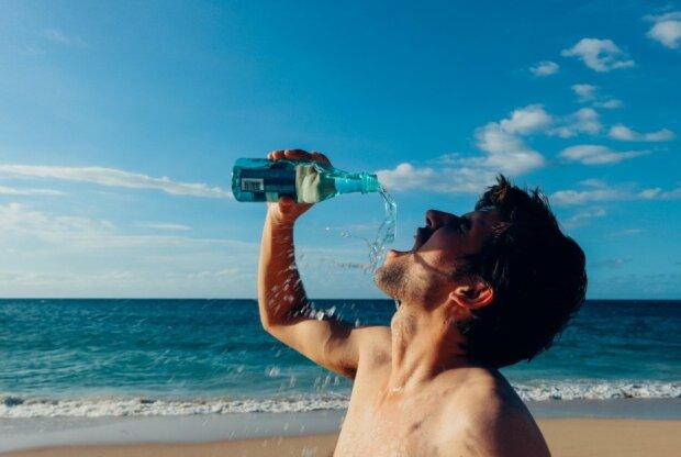 Пьет воду, фото: Pxhere