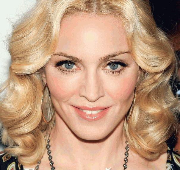 Мадонна разделась ради искусства: мне не стыдно