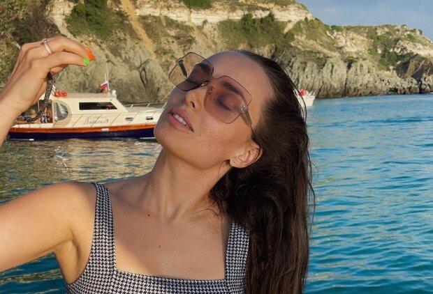 Ксенія Мішина, фото з Instagram