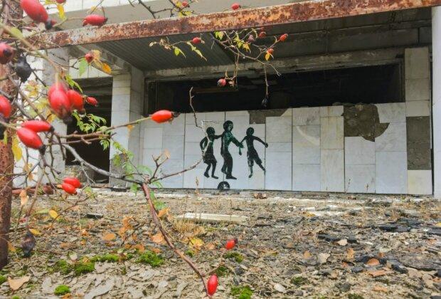 Чорнобиль, фото: letstrvl