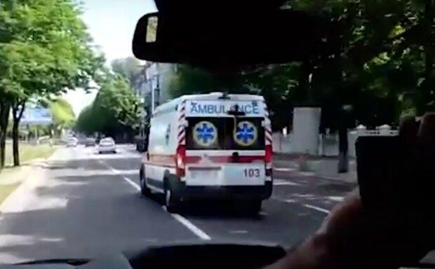 В Днепре спасают малыша – выпал из окна и получил страшные травмы
