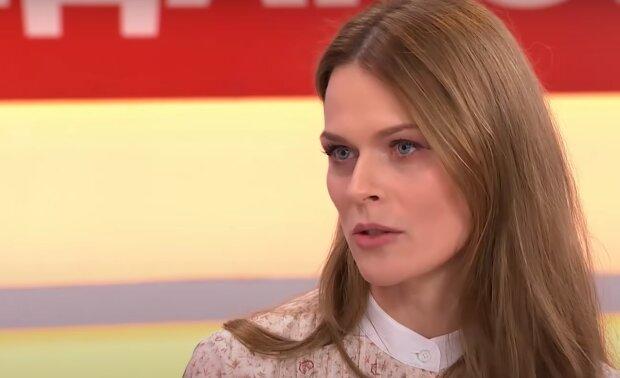 Ольга Фреймут, скриншот из видео