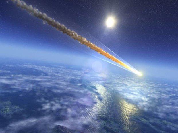 На Землю обрушився величезний метеорит, люди в паніці