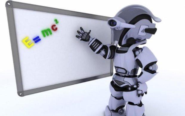 Робот показав приклад двієчникам