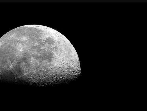 Синяя, красная и желтая: ученые опубликовали карту гравитации Луны, уникальные кадры