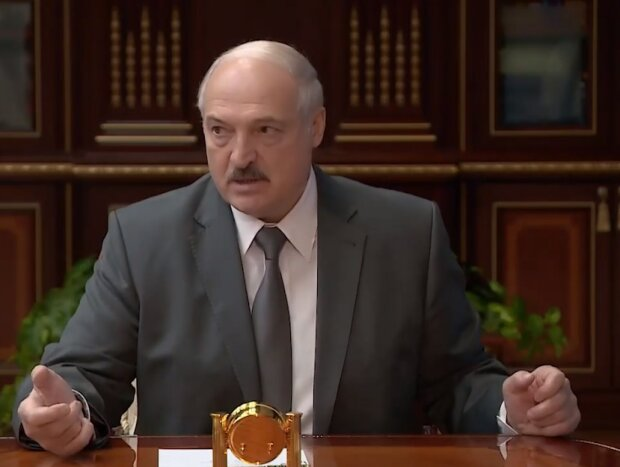 Олександр Лукашенко, фото YouTube