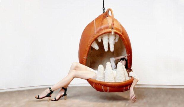 В Майами показали рыбу-кресло (фото)