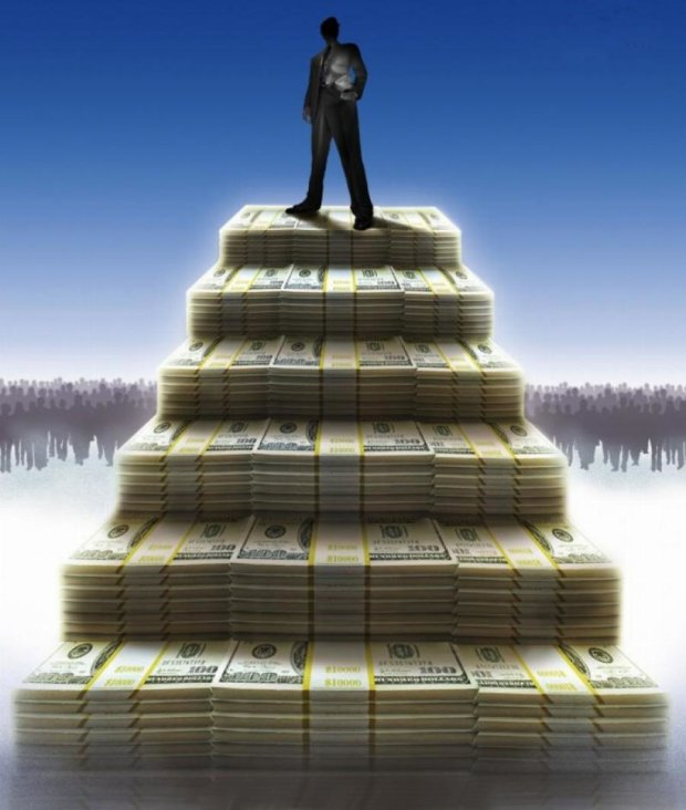 В Україні новий бум фінансових пірамід