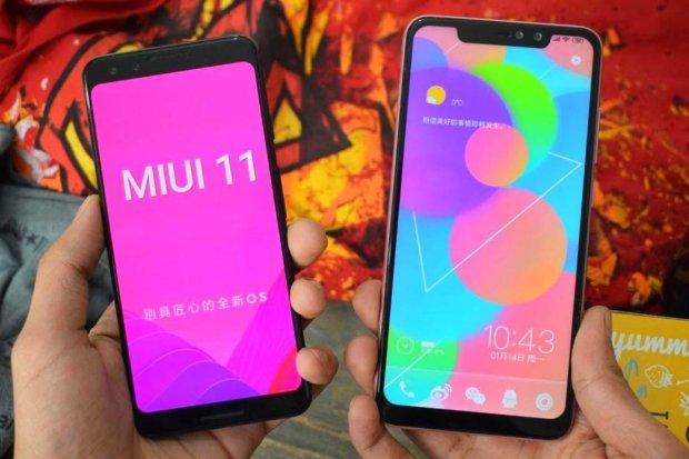 MIUI 11 для Xiaomi