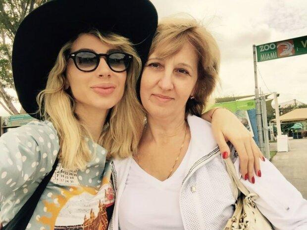 Світлана Лобода з мамою, фото Instagram