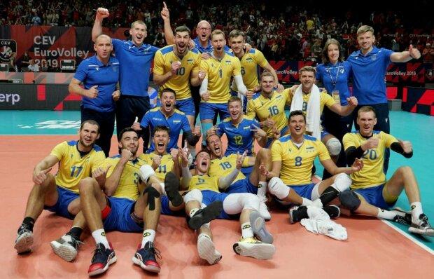 Украинские Бруно: харьковские волейболисты утерли нос всей Европе