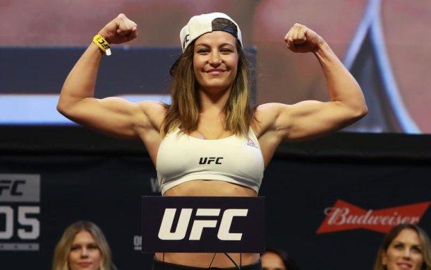 UFC: Міша Тейт не збирається повертатися до боїв