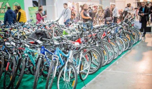 Виставка VELOBIKE 2017 в Києві збере велобайкерів з усієї України