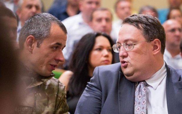 Тарелка Геращенко стала хитом. Выдали даже инструкцию по лизоблюдству