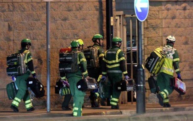 В Манчестере задержали подозреваемого в теракте: видео