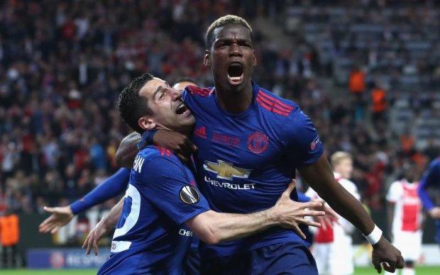 Аякс - Манчестер Юнайтед: Самые яркие фото финала Лиги Европы