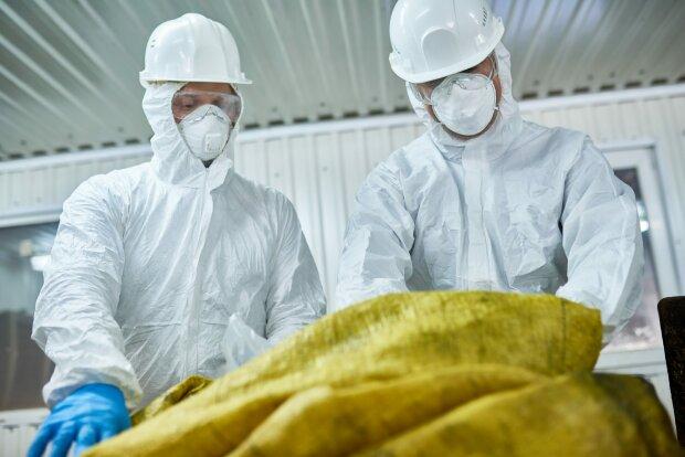 Утилизация медицинских отходов - фото lexinform.com.ua