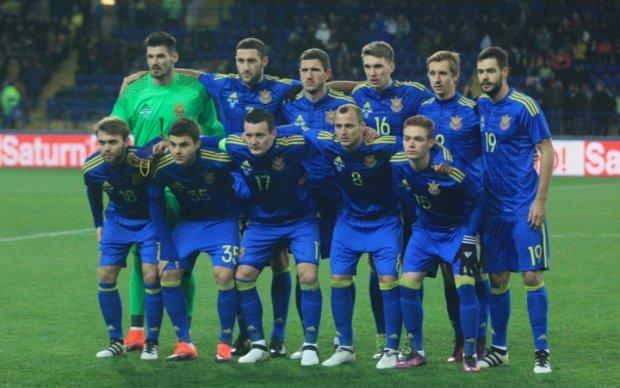 В продаже появились билеты на матч сборной Украины с Финляндией