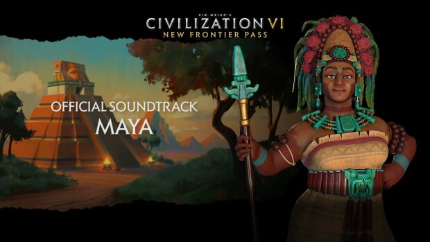 Civilization VI - New Frontier Pass \\ фото Twitter