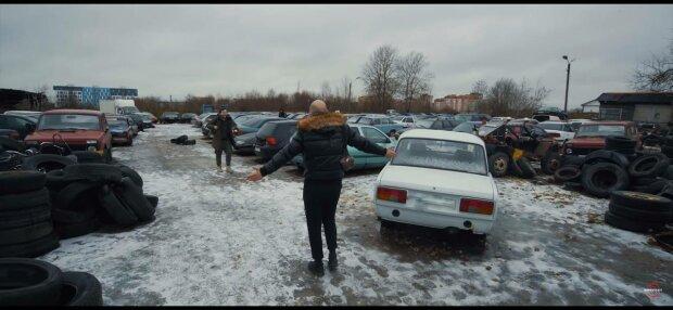 Автомобили, фото: скриншот из видео