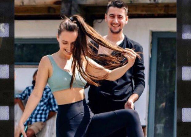 Ксенія Мішина та Олександр Еллерт, фото з Instagram