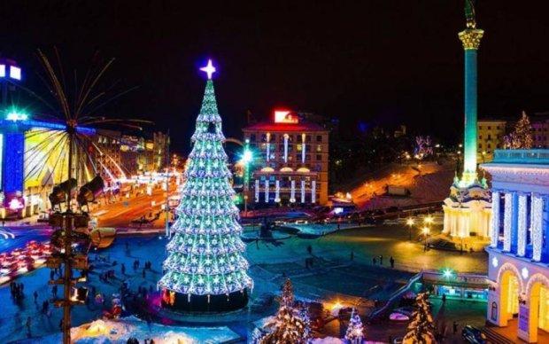 Новый год и Рождество в Киеве: какие улицы перекроют