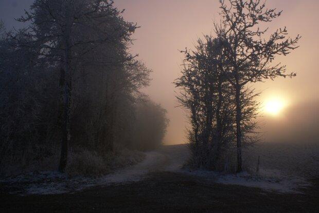 Почти зима! Синоптик предупредила о самой холодной ночи в Украине