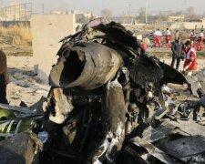 Аварія літака МАУ в Ірані, фото: slovoproslovo.info