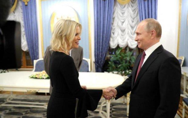 Гарем Путіна поповнила чергова білявка: фото