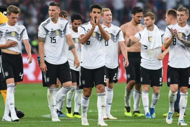 Сборная Германии презентовала форму для Евро-2020, но на турнир еще не вышла: фото