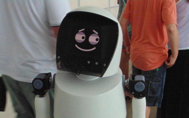 Робот зможе пожаліти і заспокоїти