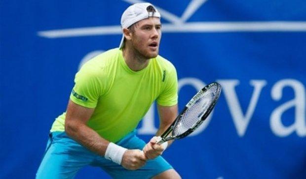 Українець здолав росіянина на тенісному турнірі в Марселі
