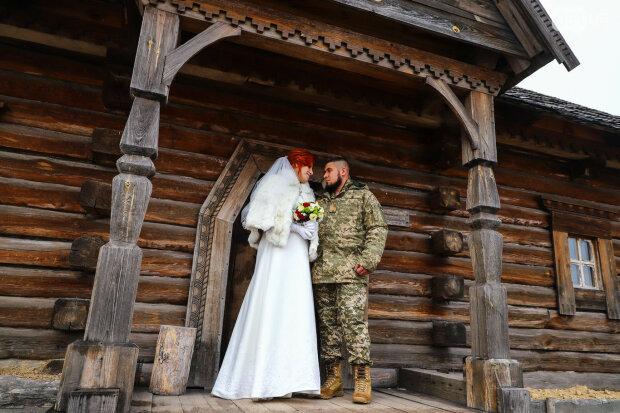 Весілля пари військових у Запоріжжі, фото: 061