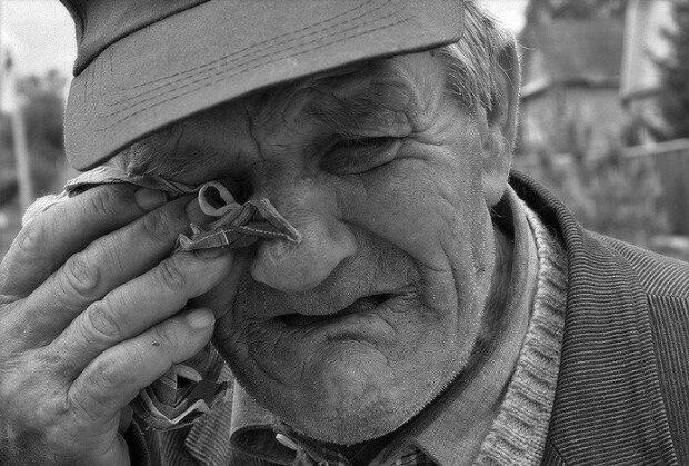 Пенсіонер, фото з pxhere