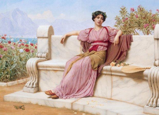 Впервые миру показали древнегреческое платье, которому 3 тысячи лет