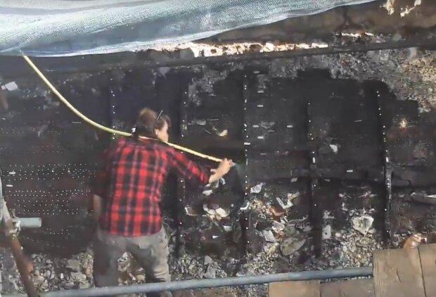 В Хорватии обнаружили древнеримскую лодку, скрин с видео