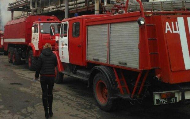 Самовозгорание тепловоза поставило в тупик одесских экспертов