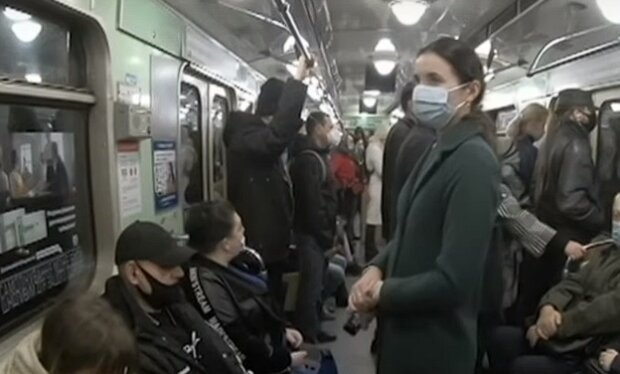 Люди в масках, скріншот: Youtube