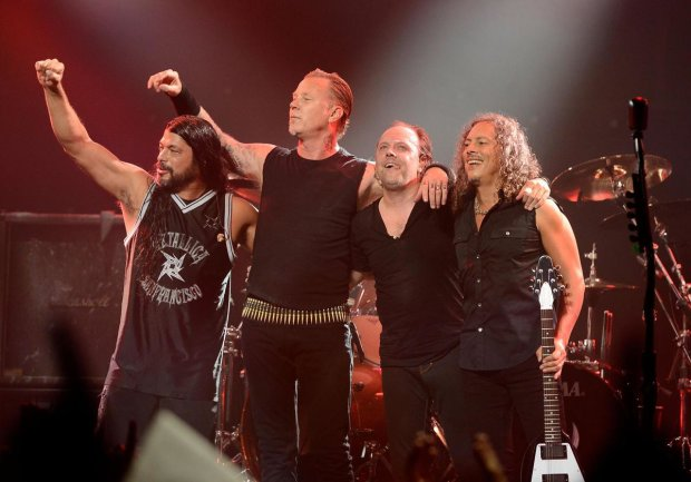 Мы долго этого ждали: Metallica порадует фанатов новым альбомом