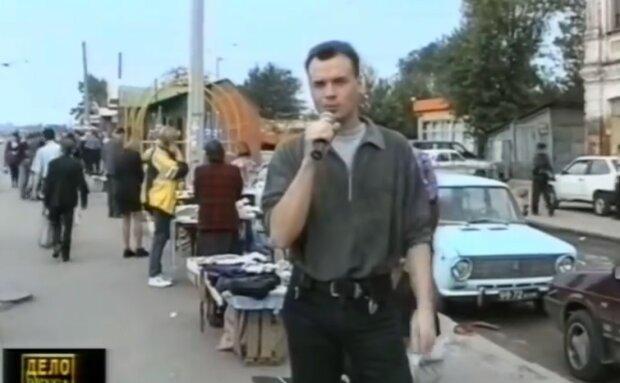 Харків'янам нагадали, як заробляли на хліб в буремні 90-ті: купці та рейдери