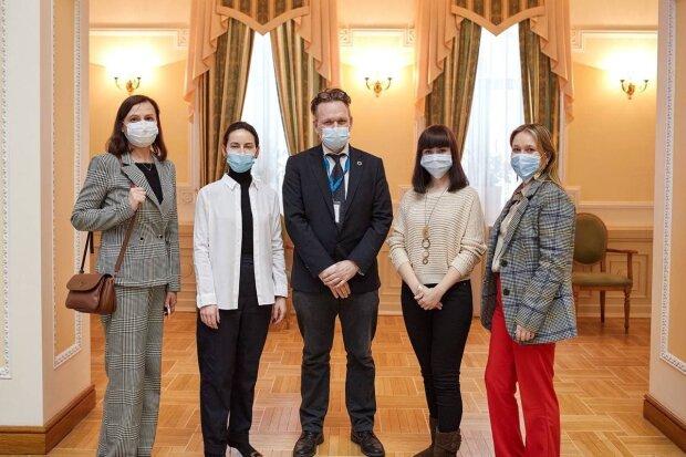За ініціативи Олени Зеленської створено майданчик для популяризації безбар'єрності