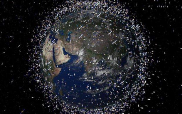 Космічне сміття допоможе знайти інопланетян